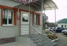 Бетонная лестница для загородного дома своими руками