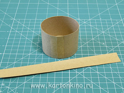Как сделать дозатор для двух видов конфет из гофрированного картона своими руками