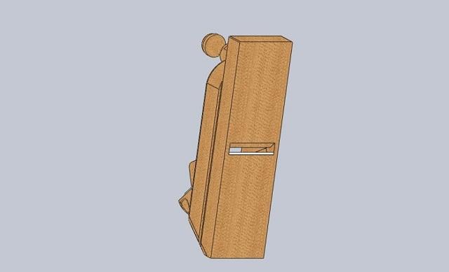 Ручной рубанок - фрезер своими руками