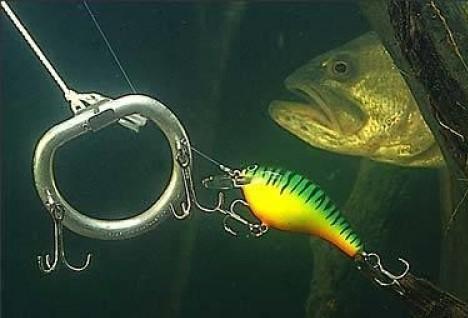 Отцеп для зимней рыбалки своими руками