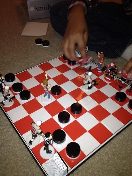 Самодельные шахматы своими руками