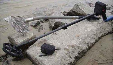 Инструмент кладоискателя - поисковый щуп своими руками