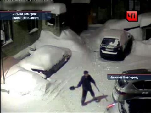 Уличная камера видеонаблюдения с ночным видением своими руками