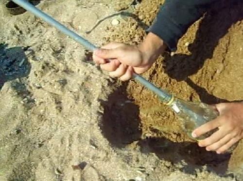 Портативный опреснитель воды своими руками