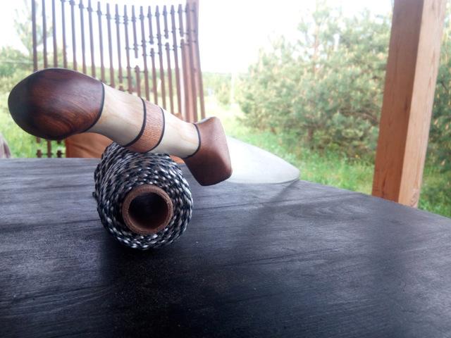 Бэтаранг из пильного диска своими руками