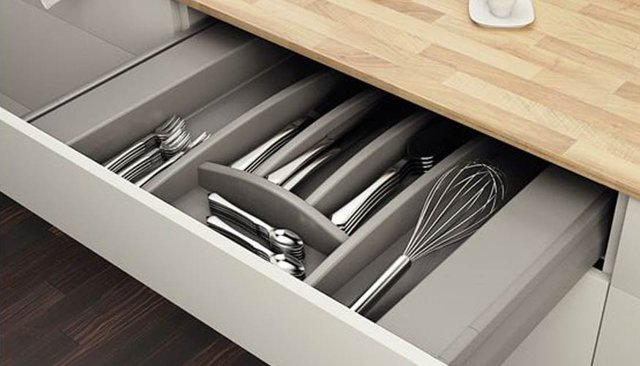 Подставка для ножей и столовых приборов своими руками