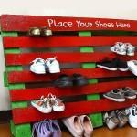 Обувница своими руками
