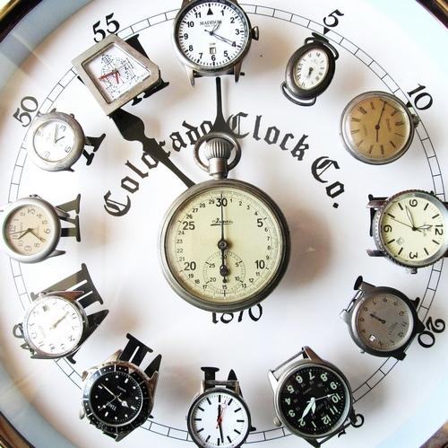 Часы будущего своими руками