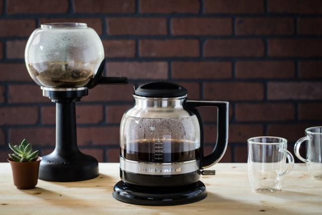 Вакуумная кофеварка своими руками