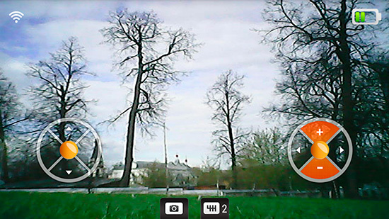 wi-fi машинка с камерой своими руками