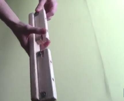 Блочный лук своими руками