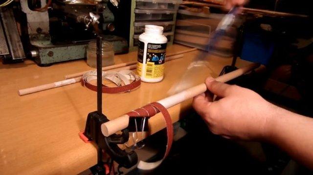 Барабанные шлифовальные насадки для гравера своими руками