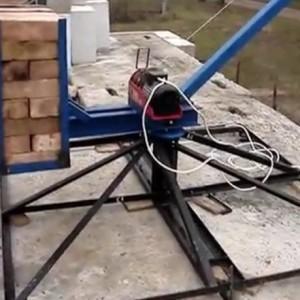 Кран грузоподъемностью 200 кг своими руками