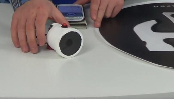 Как сделать колонку для телефона своими руками
