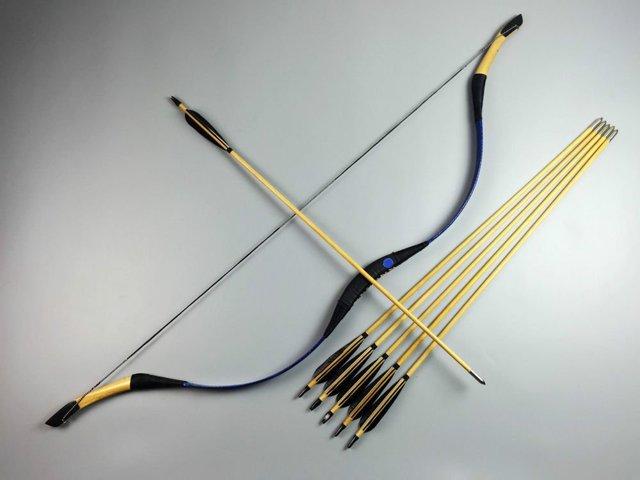 Стрелы для лука своими руками