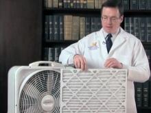 Устройство для очистки воздуха от дыма своими руками