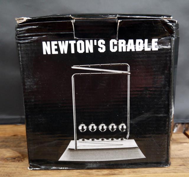 Маятник Ньютона своими руками