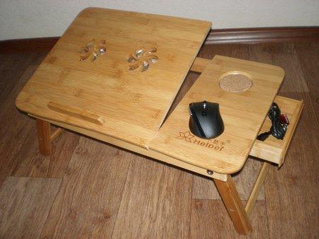 Столик для ноутбука своими руками