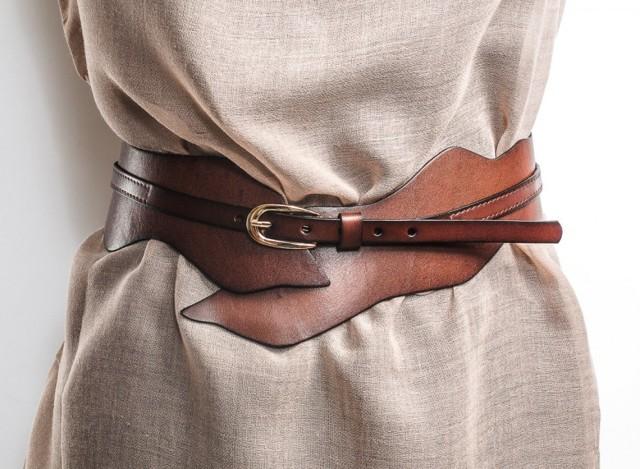 Делаем крутую пряжку для ремня своими руками