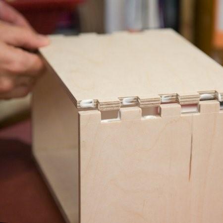 Ящик для инструментов из древесины своими руками