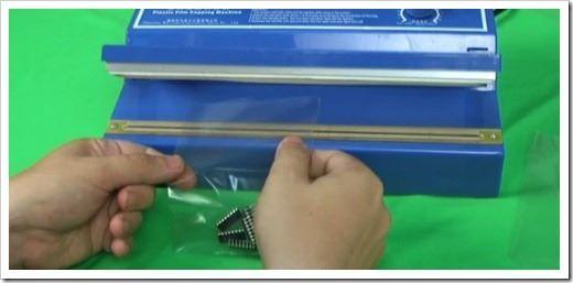Индивидуальный охлаждающий пакет своими руками. Первая медицинская помощь. Пайка пленки