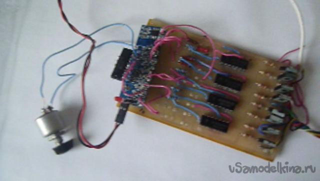 Как сделать своими руками динамические поворотники (с накоплением) из  kit diy набора с  aliexpress