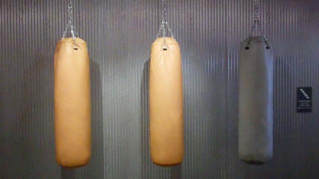 Боксерский мешок своими руками