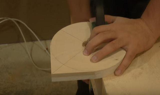 Тарельчатый шлифовальный станок - своими руками