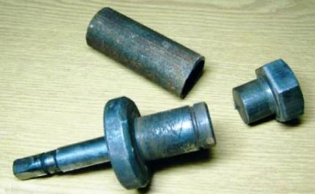 Ударная отвертка из старого сверла своими руками