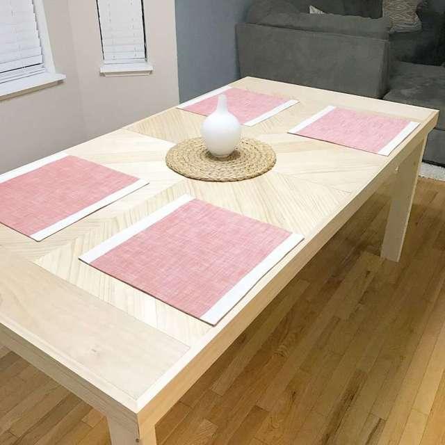 Складной стол своими руками