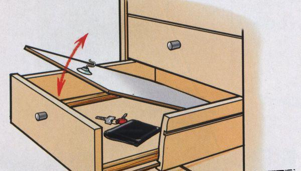 Как сделать тайник из самореза своими руками