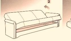 Как сделать диван-книжку своими руками