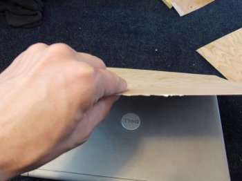 Моддинг ноутбука своими руками