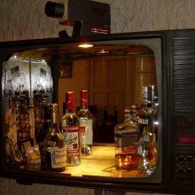 Мини бар для спиртных напитков своими руками