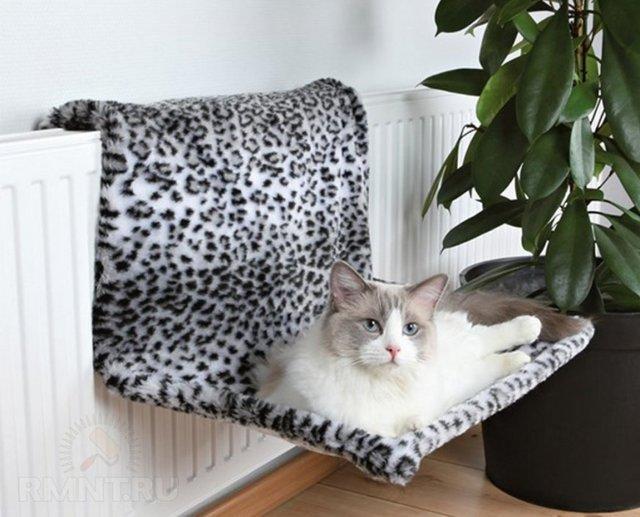 Домик для кота своими руками