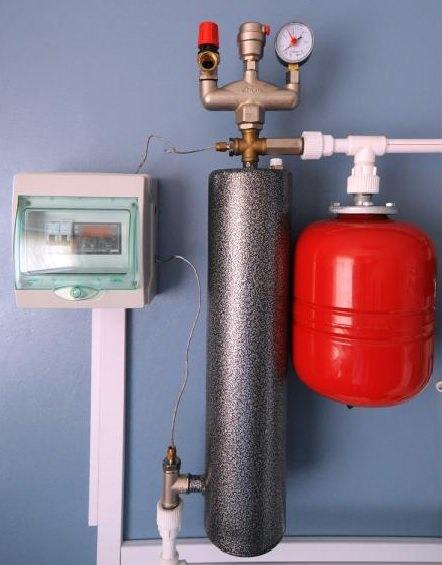 Электрокотел для отопления своими руками