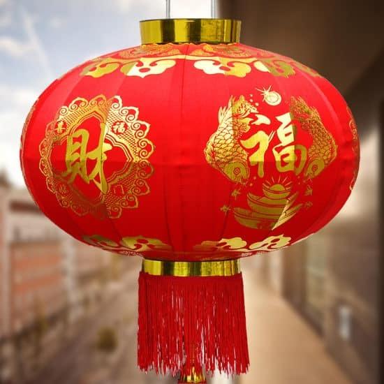 Китайские небесные фонарики своими руками