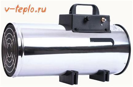 Мини-пушка своими руками (газовая)