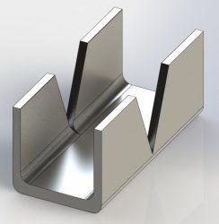 Алюминиевые сани своими руками