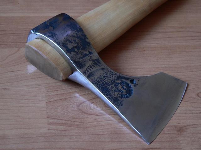 Топор викингов своими руками