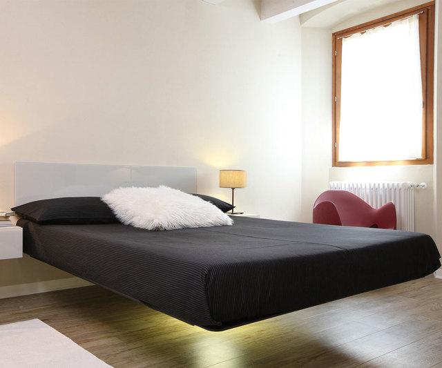 Кровать с подсветкой своими руками