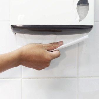 Полотенцедержатель своими руками