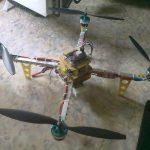 Квадрокоптер своими руками