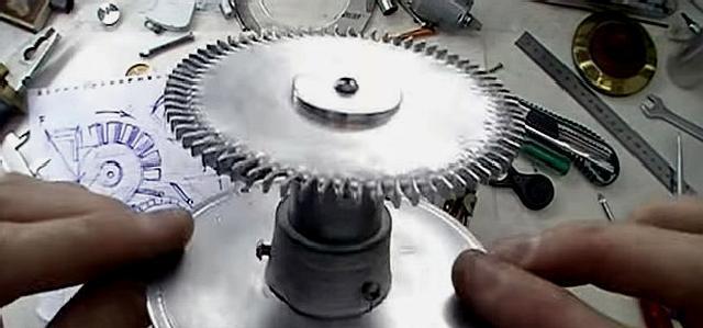 Самодельная паровая турбина своими руками