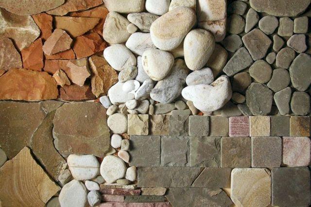 Дикий камень своими руками для облицовки