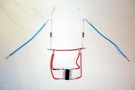 Робот-репульсоид своими руками