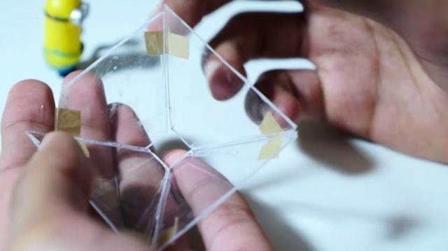 Как сделать 3d голограмму своими руками