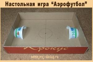 Делаем игровой стол «хоккей» своими руками