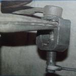 Съёмник рулевых наконечников своими руками