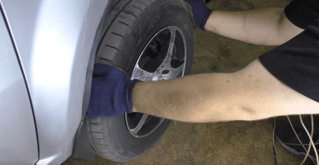Съемник рулевого наконечника для авто своими руками